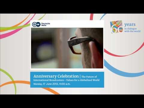 60 Years of Deutsche Welle Celebration
