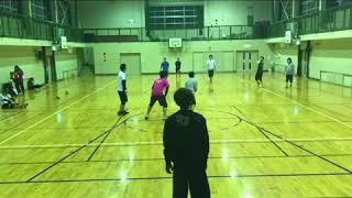 2018年1月28日 松阪SCreturns 練習①