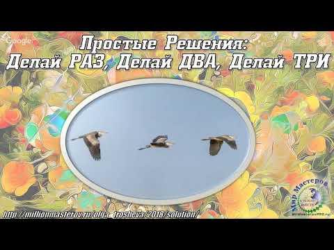 Семь Законов РОДА (ПН-15.04.2019)