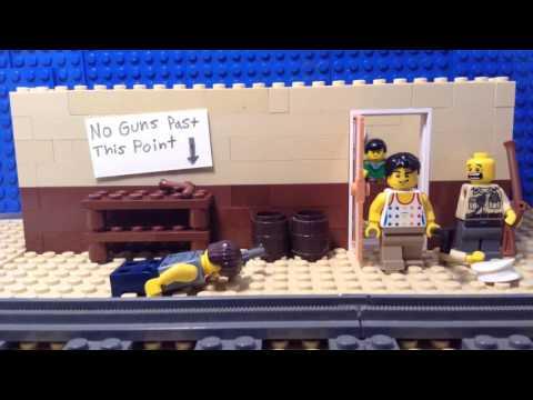 The Western Allies - Robbin' a Saloon