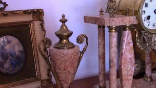 Франция. Винтажные украшения . Антикварные часы . Коллекция . Продам .(, 2017-06-18T20:54:59.000Z)