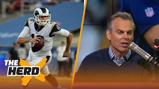 Colin Cowherd shares the two reasons why you can turn around a NFL team in 6 months | THE HERD