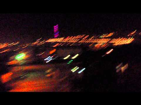 Небо Еревана В Новый Год