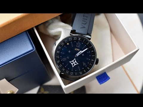 31cab0305ae6 Louis Vuitton upcoming Wear OS Smartwatch First Look   Features ...