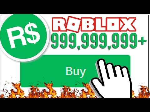 SPEND 999,999,999+ BILLION ROBUX on ITEMS in Roblox ...