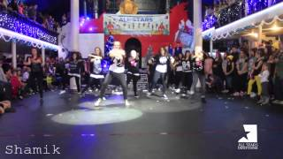 Notarious B.I.G. & 50 Cent -- Realest Nggas. Hip Hop Choreo Show by Elena Ischenko.