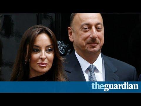Uk at centre of secret $3bn azerbaijani money laundering and lobbying scheme