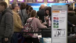"""В аеропорту """"Бориспіль"""" перевіряють пасажирів на наявність коронавірусу"""