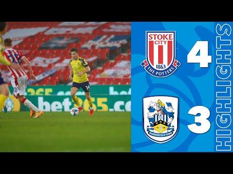 Stoke Huddersfield Goals And Highlights