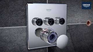 Installatievideo GROHE Rapido SmartBox & SmartControl inbouw