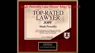Immigration Law Show by Shah Peerally May 30 2019