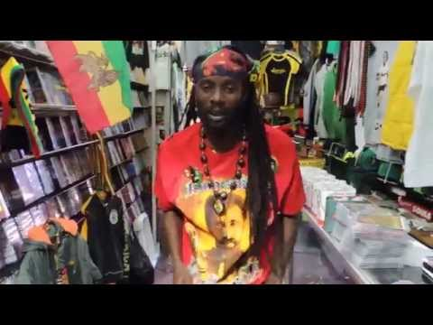 INTRODUCTION TO LEAF OF LIFE @ REGGAE HOT SPOT WITH SUZIE Q, FIRRREE!!! PT. 1