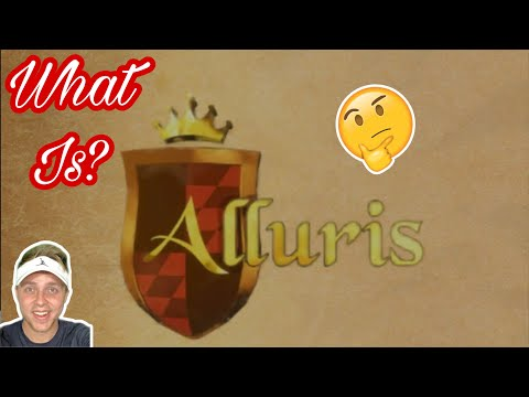 What Is 'Alluris'? (iOS & Android Single Player Card Game Roguelike)