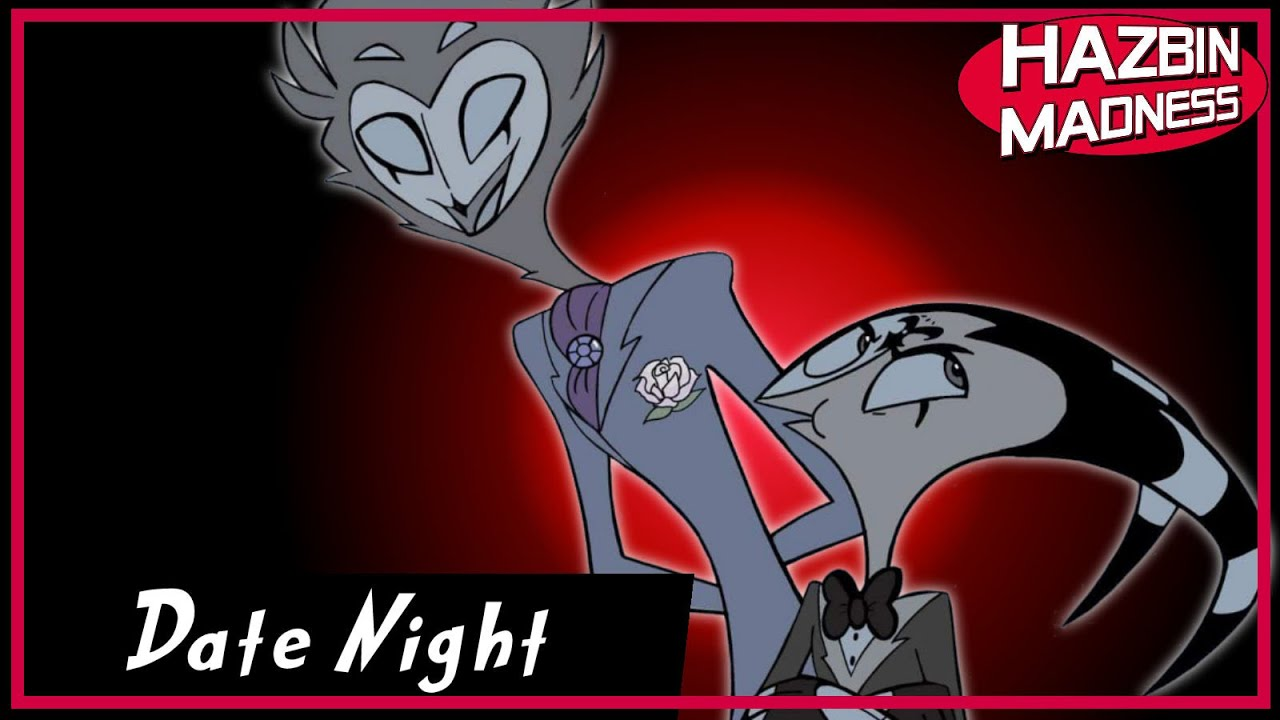DATE NIGHT! Stolas x Blitzo - Helluva Boss [COMIC DUB]