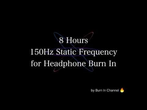 150Hz Static Frequency - 8 Hours Burn In Track 3/3