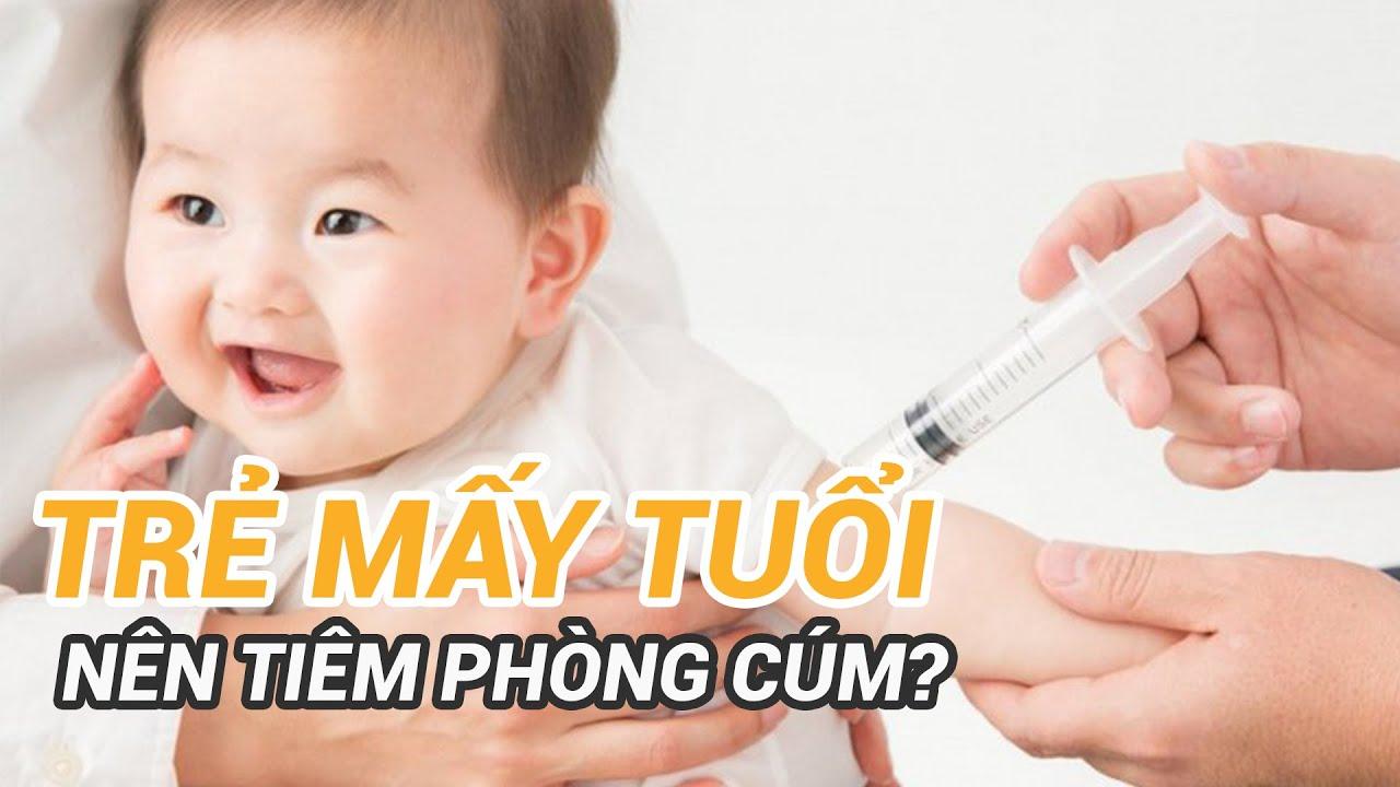 Trẻ mấy tuổi nên tiêm phòng cúm?  Ths, Bs Nguyễn Nam Phong -Vinmec Phú Quốc