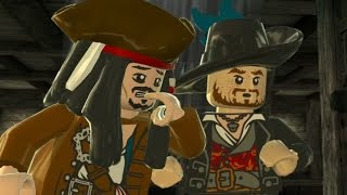 LEGO Pirates of the Caribbean - 100% Guide #12 - Davy Jones