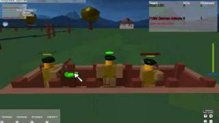 WWII 82d ABD Roblox Style.