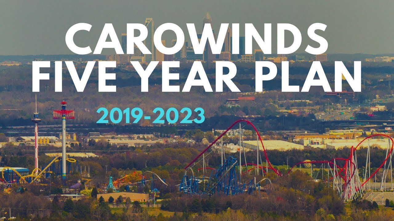 Carowinds Five Year Plan (2019-2023)