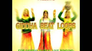 THE BEST Giddha beat Loops AVAILABLE NOW!  (Vol 1)