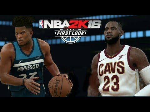 74264b139 NBA 2K16 - 2K18 Uniform - YouTube