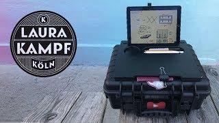 Camera Case Hack (Work and Travel EDC)