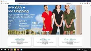 Erstellen Sie E-Commerce-Website-Tutorial : P 4 Erstellen Store-Box-Einführung
