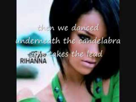 TE AMO RIHANNA LYRICS.wmv