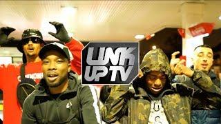 K Active, R3D, Montana, A Mulla, RC (8) - C Block Hitter [Music Video]   Link Up TV