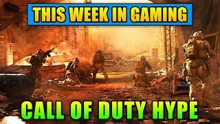 COD Hype, G2A Still Scummy - This Week In Gaming | FPS News