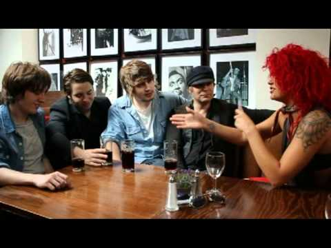 Red interviews Warehouse Republic at Flashbax, Camden