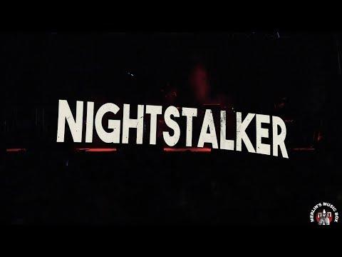 Nightstalker - (Full Set) @ Technopolis, Athens 14/09/2018