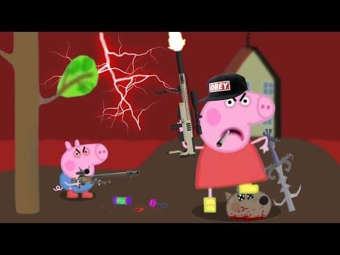 MLG Peppa Pig - Peppa's Revenge