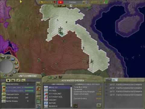 Let's Play: Supreme Ruler 2020 - Vietnam - Part 29