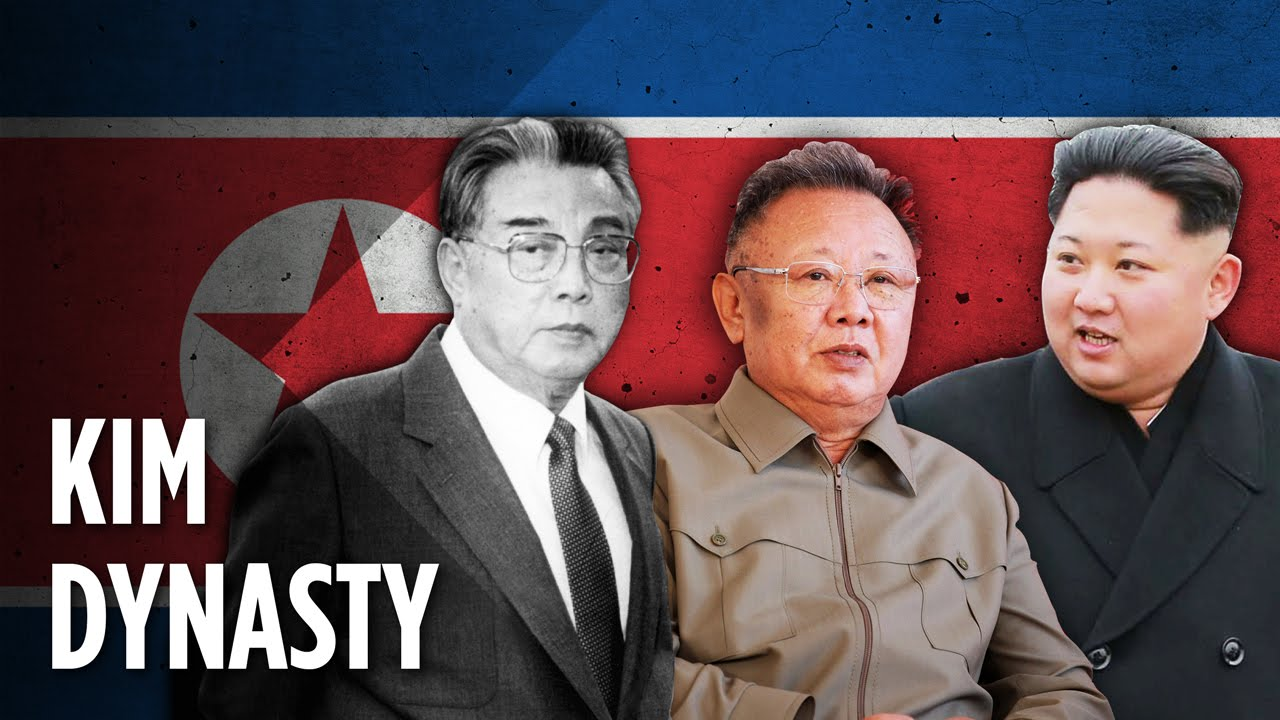 Image result for The KIMs of North Korea