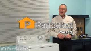 Washing Machine Repair - Replacing the Agitator Coupling (GE Part # WH43X10032)