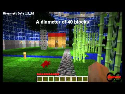 Minecraft - Bio Dome / Base Underwater HD + Download Link + Tutorial Link