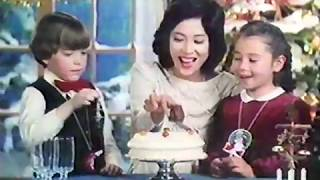 クリスマスの時期なのでアップ。 昔のクリスマスケーキは今よりはるかに...
