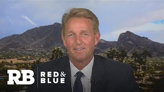 Former Republican Sen. Jeff Flake reacts to Mueller report