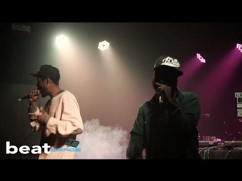 Illa J Performs with Frank Nitt, Yancey Boys, J Dilla Tribute Show