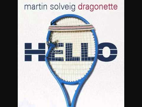 martin solveig hello