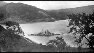 KMS Tirpitz-The Lonely Queen of the North