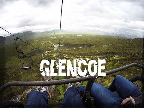 A Short Trip Through Glencoe - Highlands of Scotland