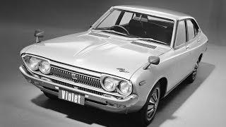 #3. Классные авто - Nissan Violet