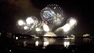Disney's 2012 Firework Celebration!