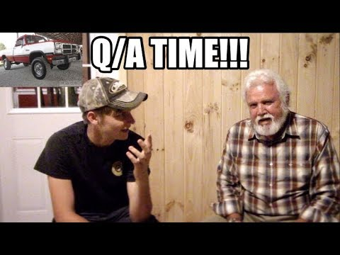 FORMER GM EMPLOYEE ONLY BUYS DODGE TRUCKS!?!? Q&A!!!