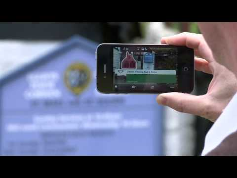 Cantata Augmented Reality Tourism App