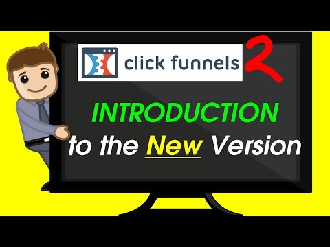 Clickfunnels Review - Clickfunnels 2 Overview - New Look, New Features - FREE Trial