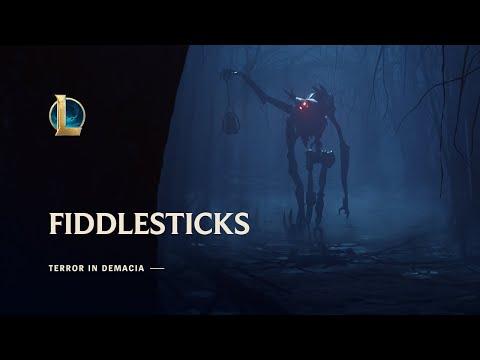 Fiddlesticks: Terror in Demacia | Champion Update Trailer - League of Legends
