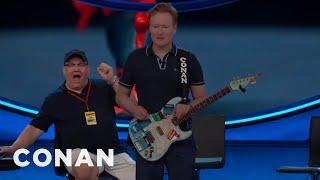 Scraps: Andy Wants a Conan Pop Figure  - CONAN on TBS